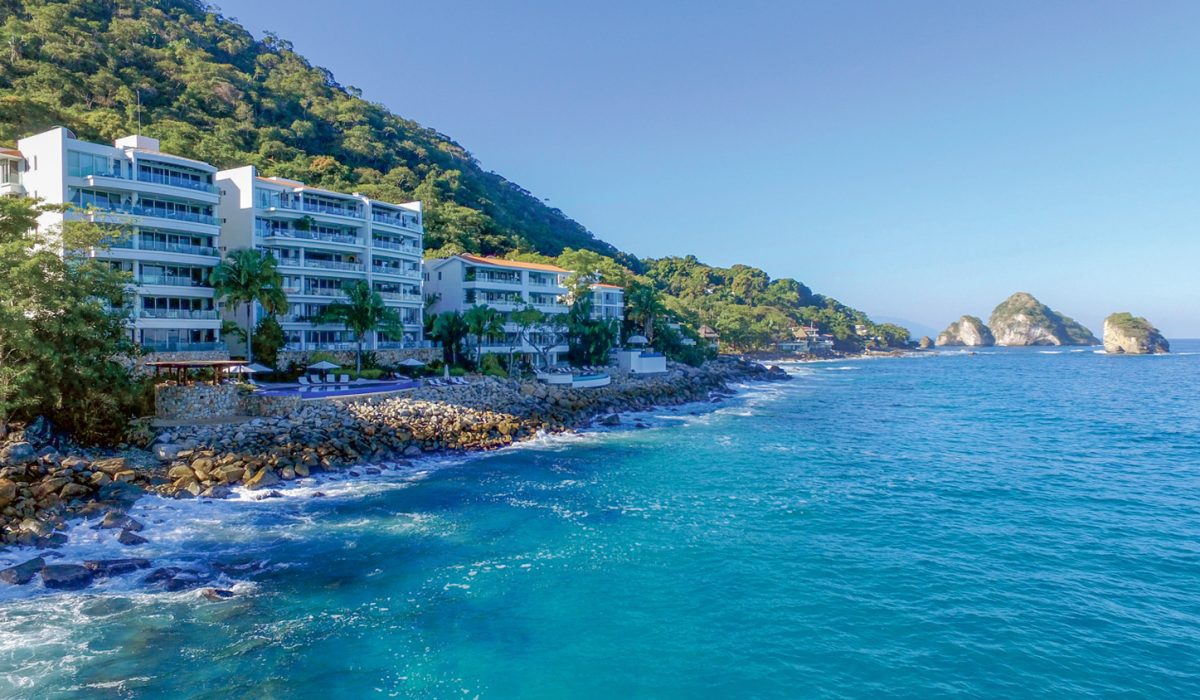 Puerto Vallarta is the most sought-after location for vacation home in Mexico, according to Google