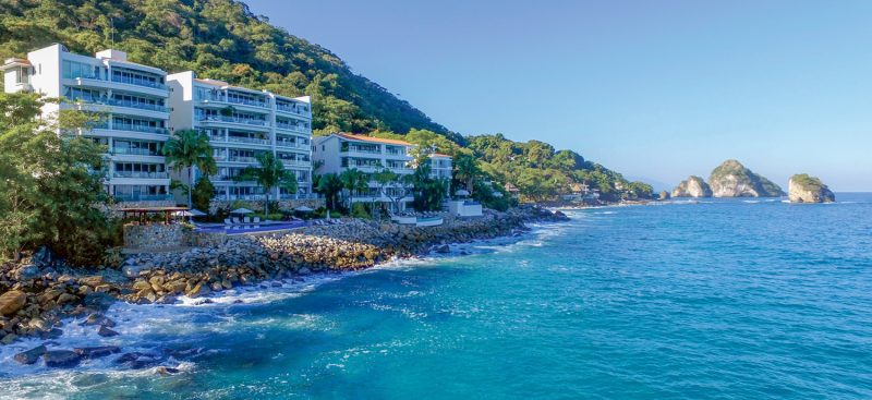 Puerto Vallarta is the most sought-after location for vacation home in Mexico, according to Google - 2