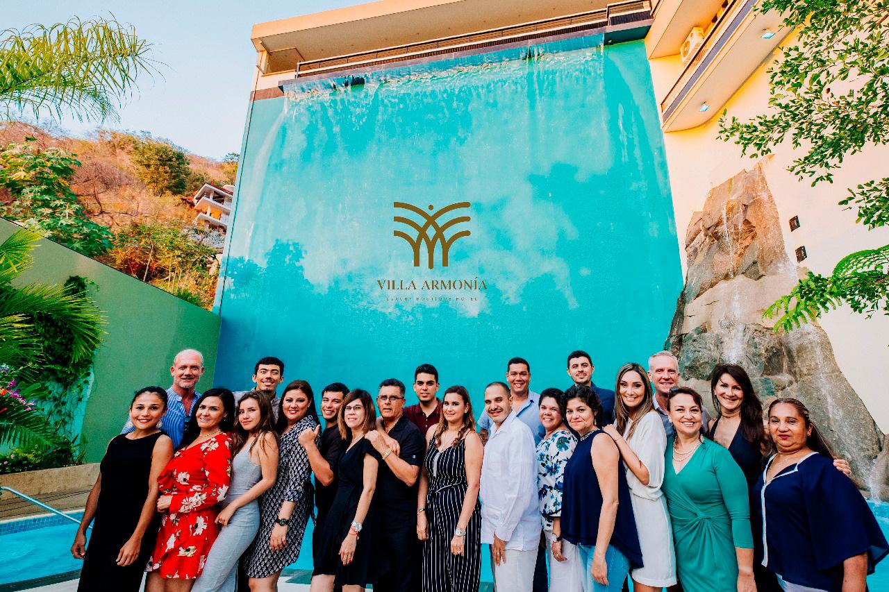 Villa Armonía The Newest Boutique Hotel In Puerto Vallarta