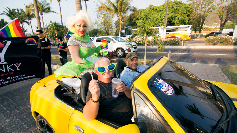 Pride Vallarta: One Hundred Reasons to Celebrate!