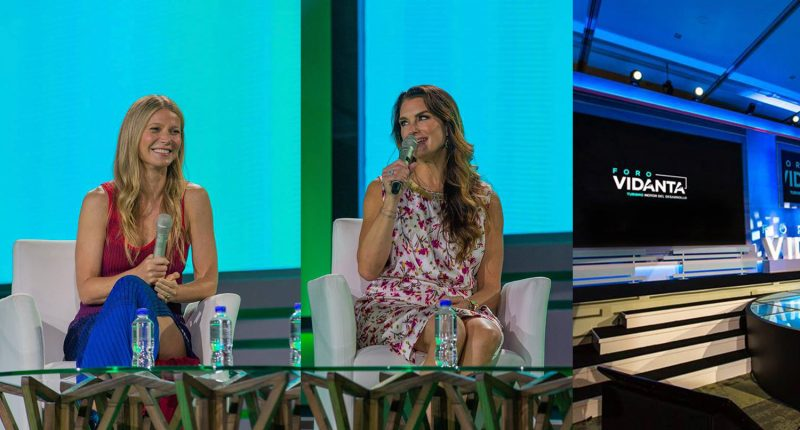 Gwyneth Paltrow and Brooke Shields Attend Vidanta Forum in Riviera Nayarit