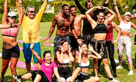 FUEL Fitness Weekend at W Punta de Mita