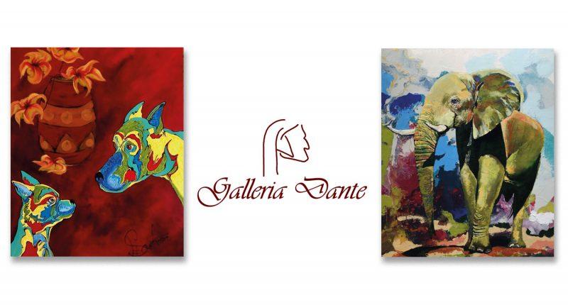 Presenting Art Show at Galleria Dante, Basilio Badillo, VallartaLifestyles