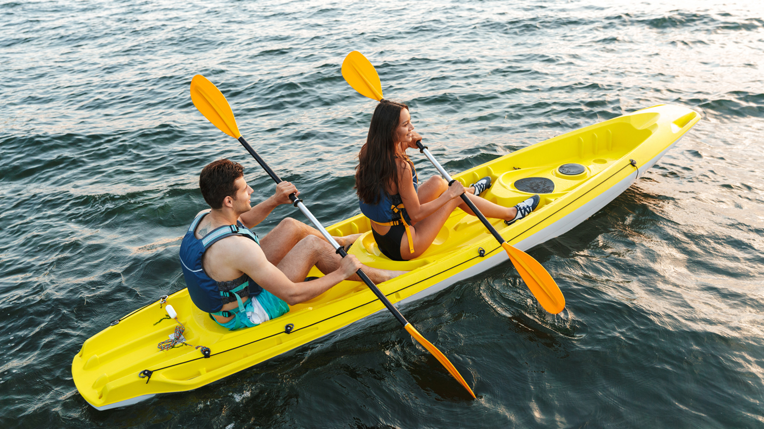 4 water sports you must try
