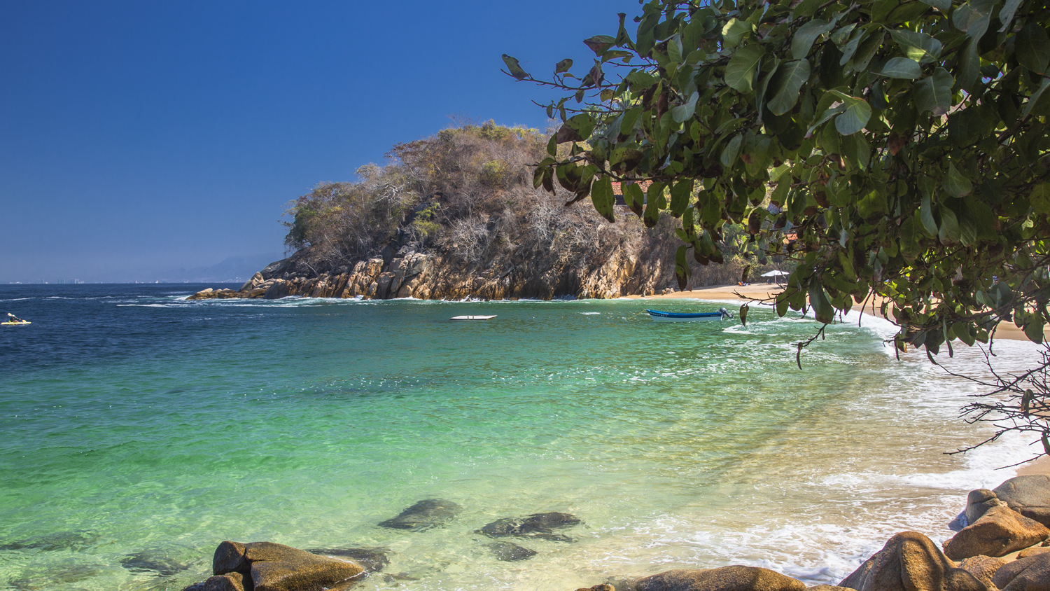 Four south vallarta's beaches that you must visit