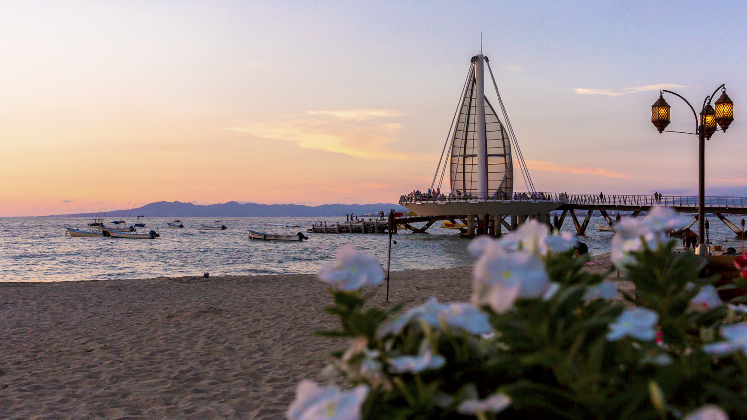Puerto Vallarta Nominated as Best City by Condé Nast Traveler