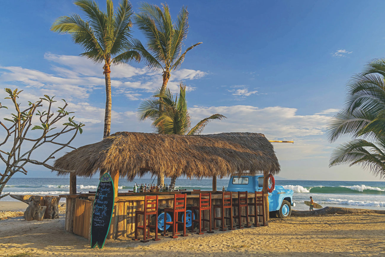 Punta de mita: relaxation and exclusivity, vallarta lifestyles