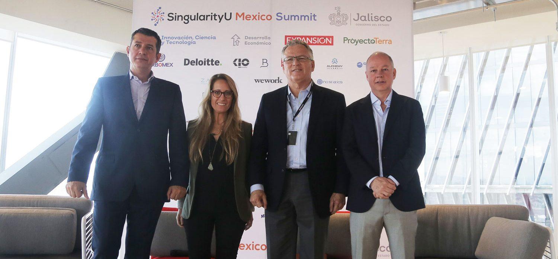Third Edition of SingularityU Mexico Summit in Puerto Vallarta