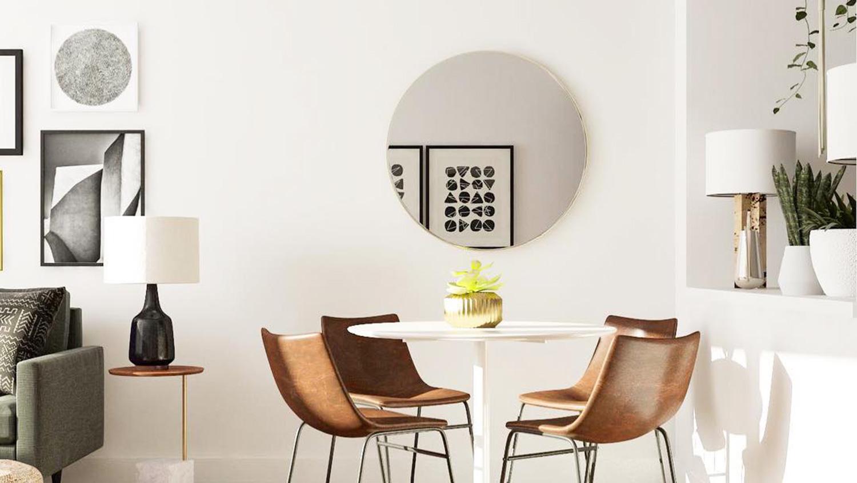 CRATE interiors Mid Century Dining