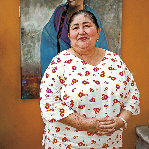 Evangelina Sánchez