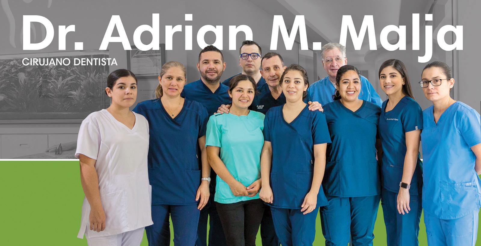 Adrian Malja dentista puerto vallarta