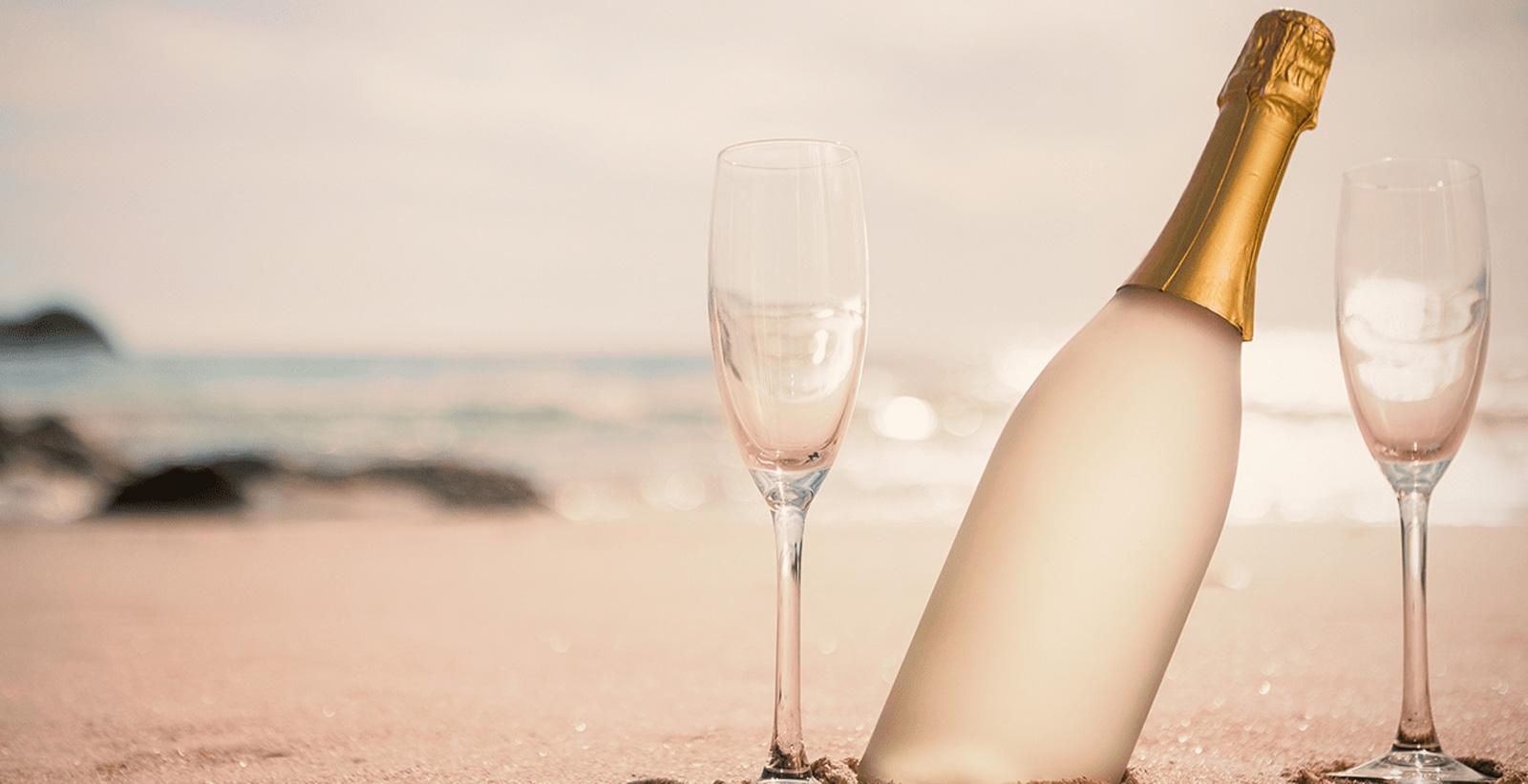 champagne puerto vallarta