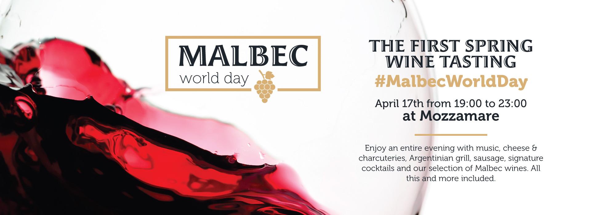 Mozzamare celebrates the malbec world day