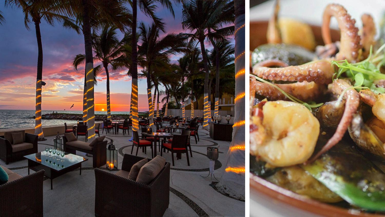 Arrecifes Seafood & Steakhouse