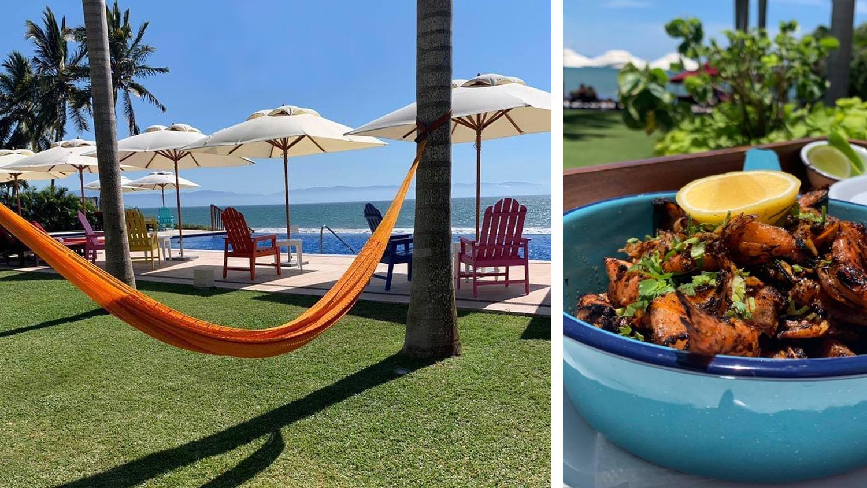 Sabal Playa · Ocean Club and Casual Dining